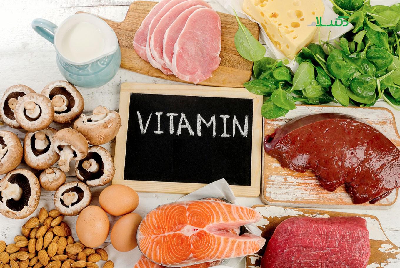 ویتامین هایی که ریه شما را تقویت می کنند