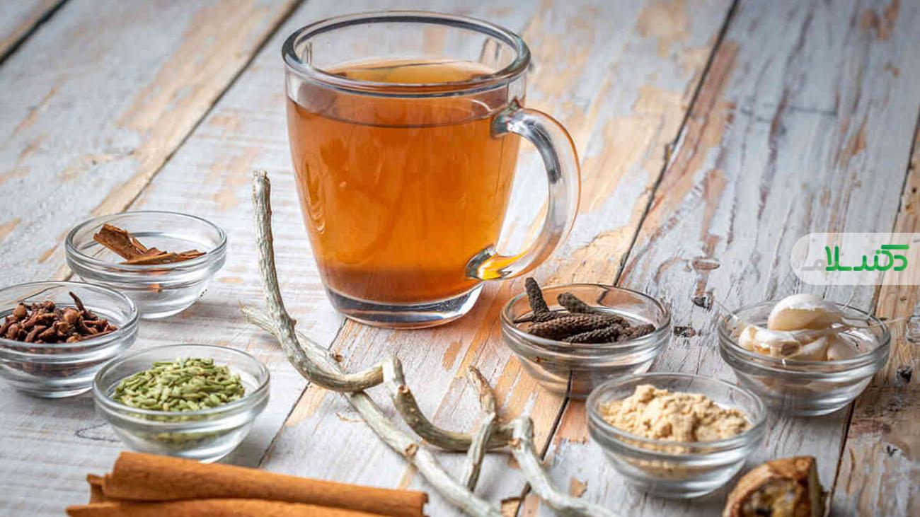 این چای گیاهی دشمن آلودگی هوا است