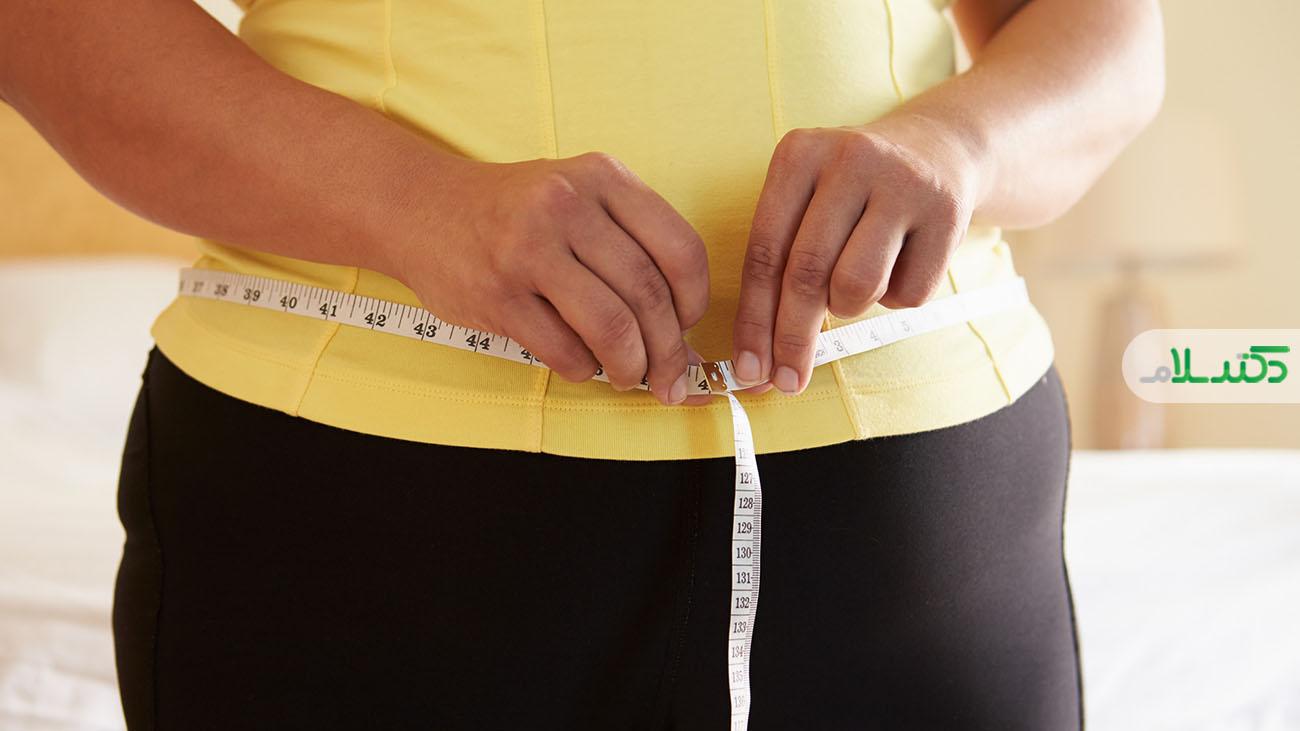 چرا از دست دادن چربی های شکم بعد از 40 سالگی سخت است؟