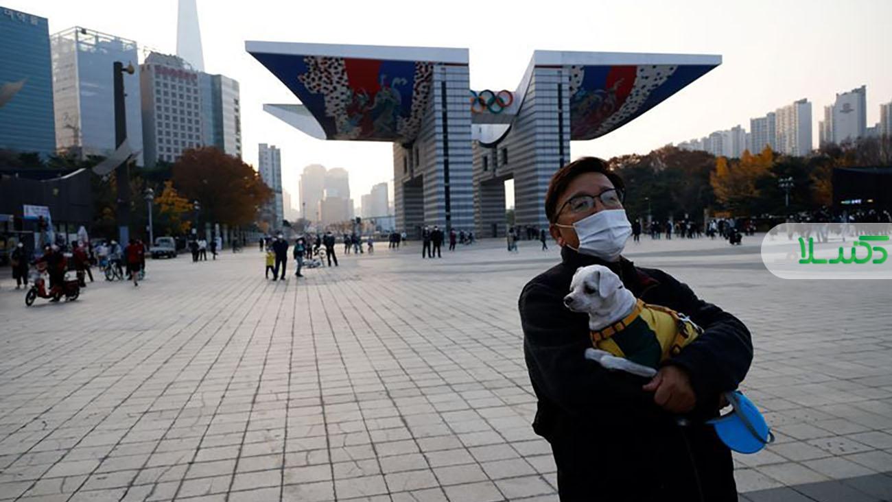 آژیر قرمز کرونا در کره جنوبی به صدا درآمد