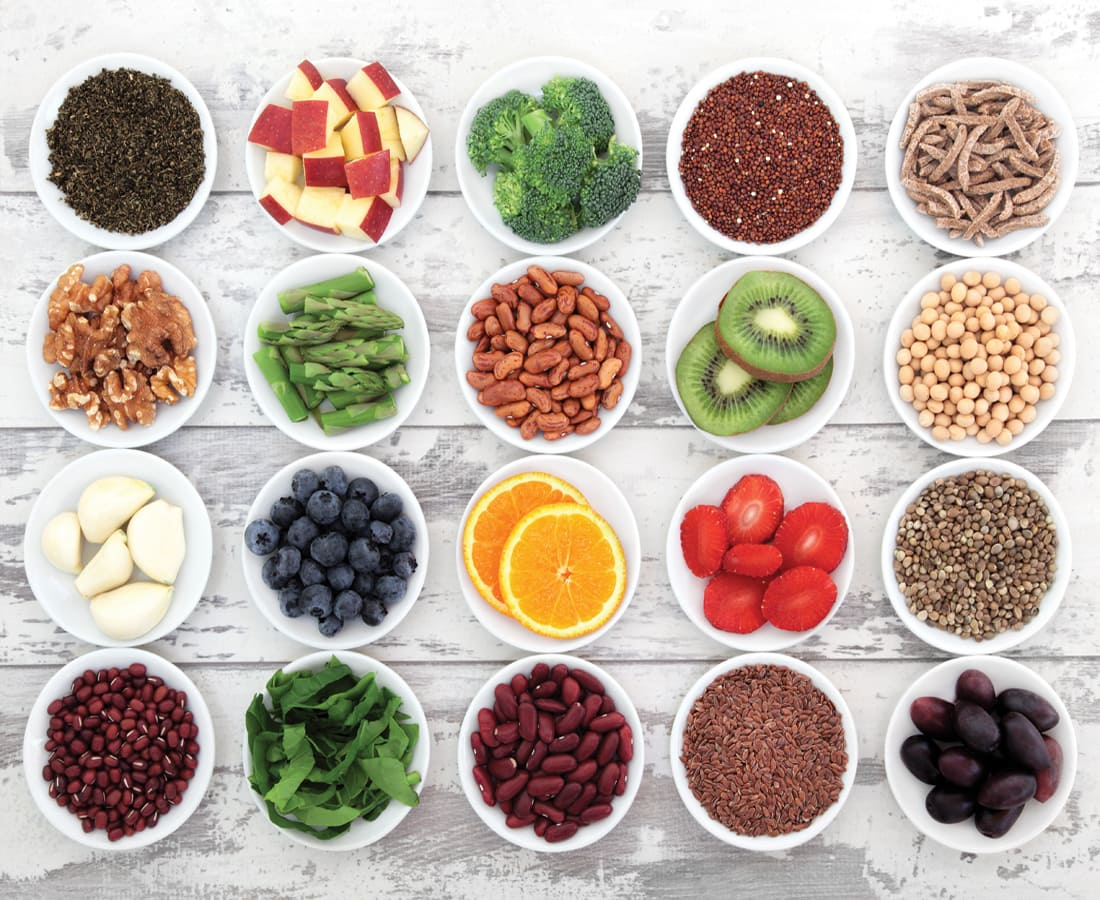 ارتباط بین بیماری قلبی و غذاهای التهابی