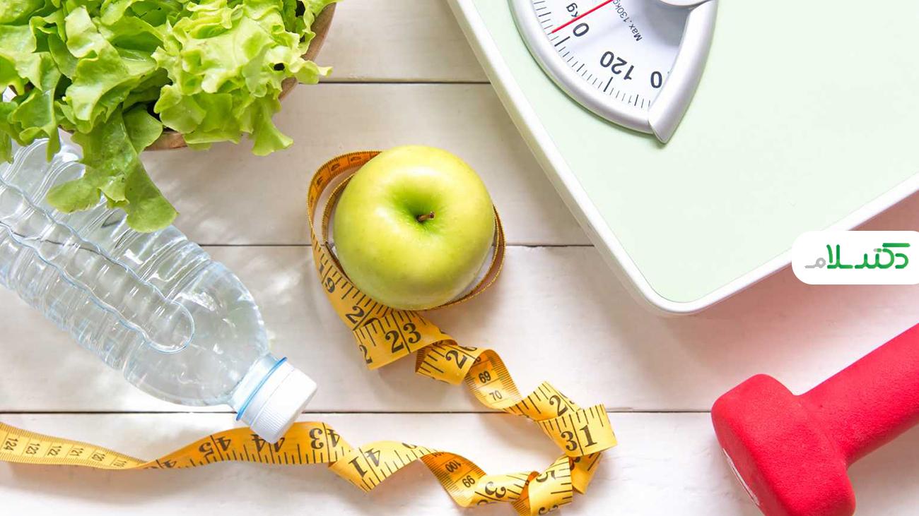 چرا بعد از رژیم دوباره چاق می شویم؟