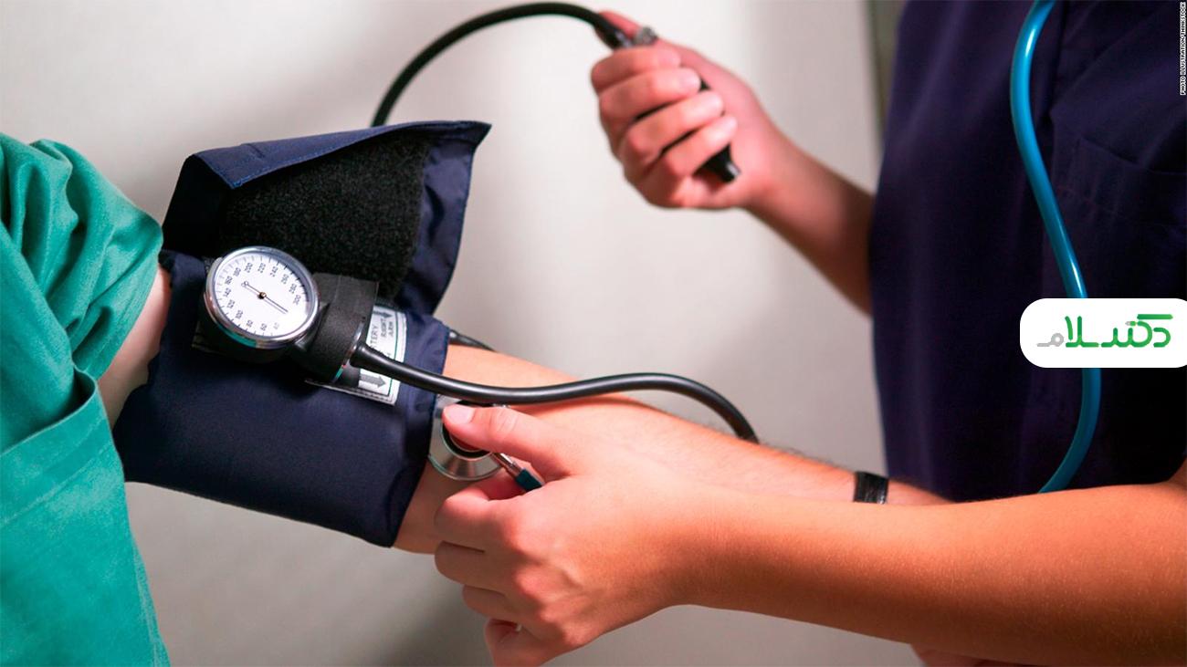 روش های آسان و سالم برای کنترل فشار خون بالا