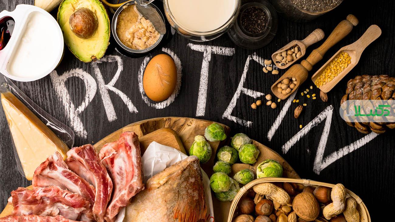 9 ماده غذایی که پروتئین آنها از کره بادام زمینی بیشتر است +ویدئو