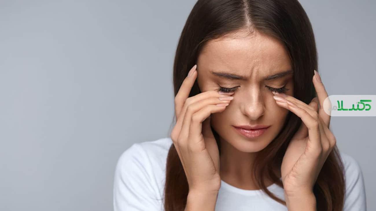 مهمترین دلایل پرش پلک چشم چیست؟