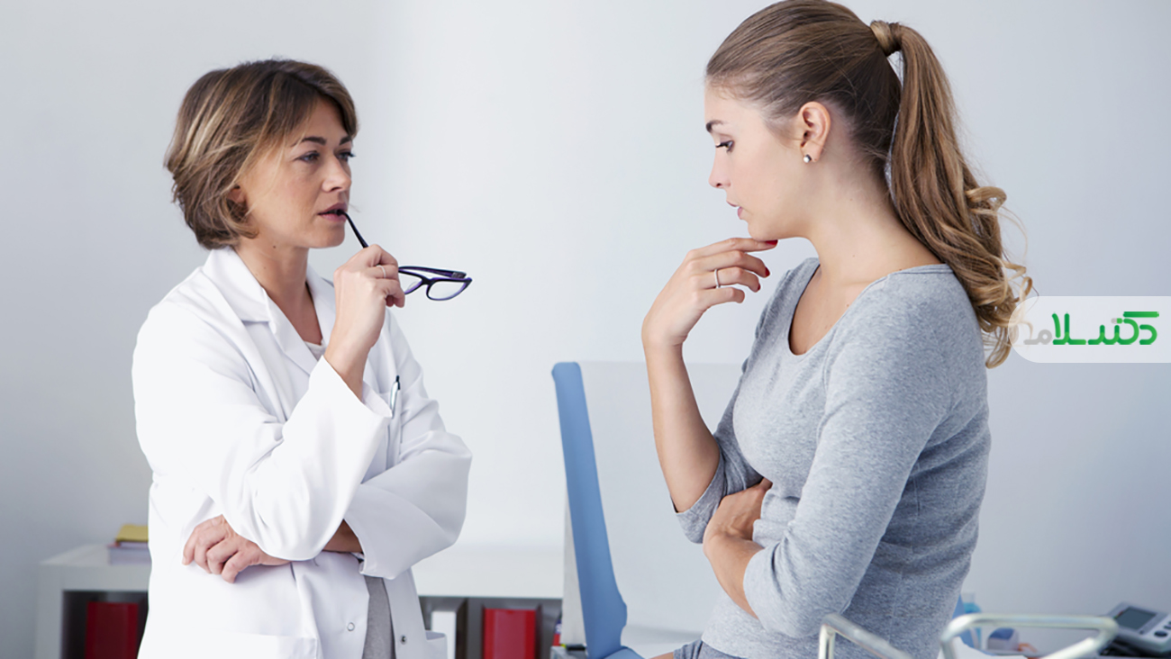 پولیپ دهانه رحم چیست /  علائم و درمان آن کدام است؟