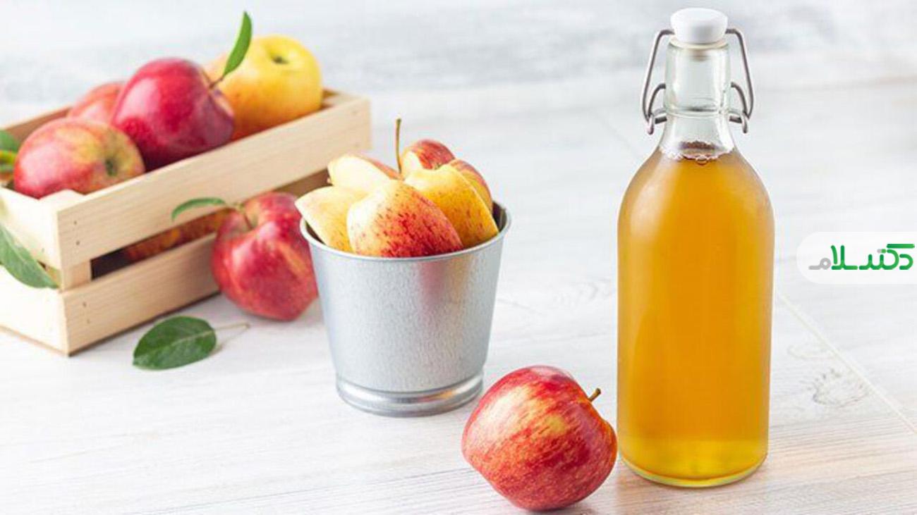 چه زمانی برای نوشیدن سرکه سیب مناسب است؟