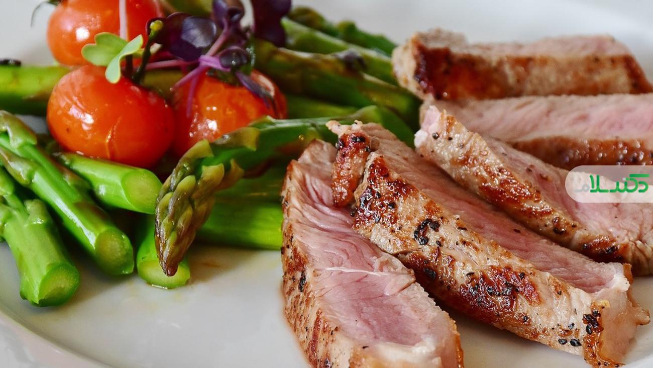 معرفی مواد غذایی افزایش دهندههموگلوبینخون