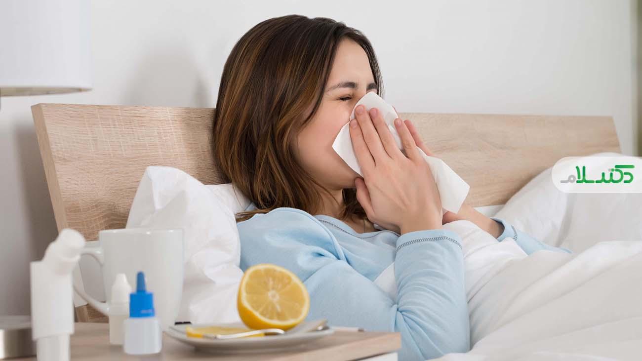 تاثیر زیاد آلودگی هوا در زمستان بر آنفلوانزا و کرونا