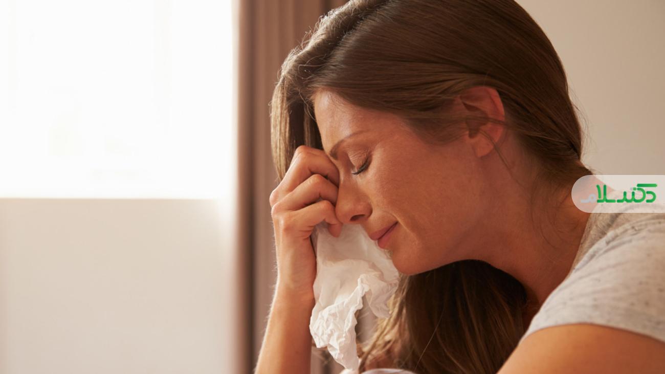 چراانسان هانیاز به گریه دارند؟