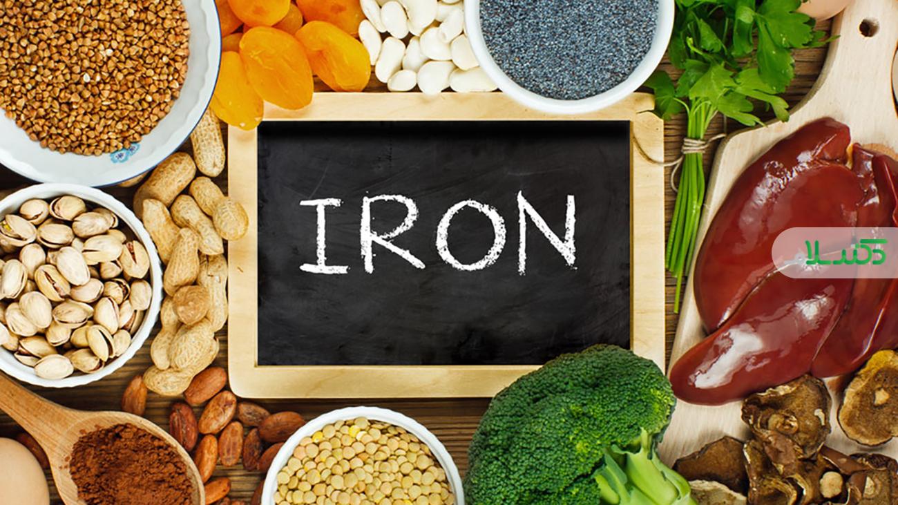بهترین رژیم غذاییبرای کم خونی