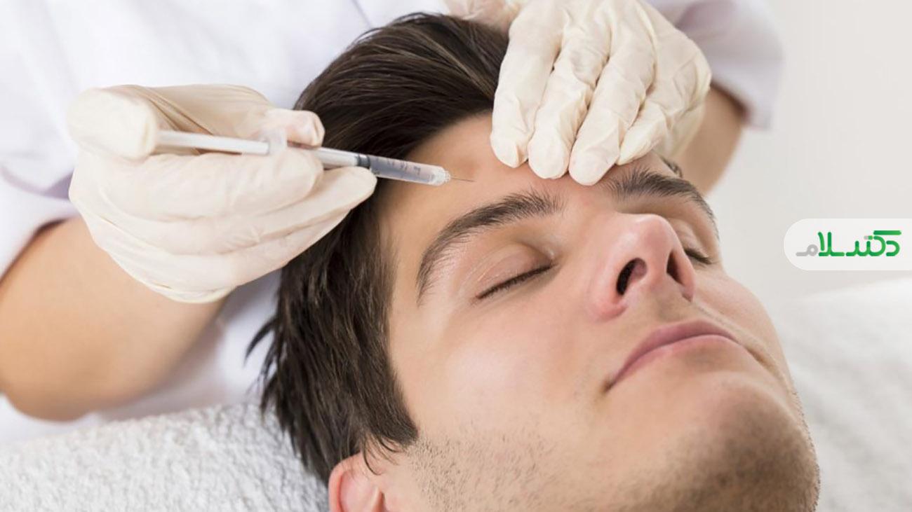 آیا تزریق بوتاکس برایدرمانمیگرن موثر است؟