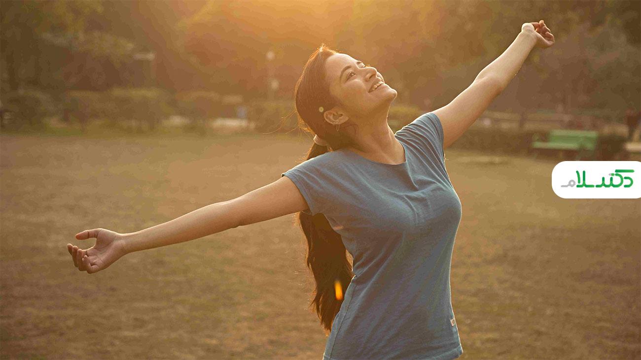 چگونه از آفتاب ویتامین D بگیریم؟