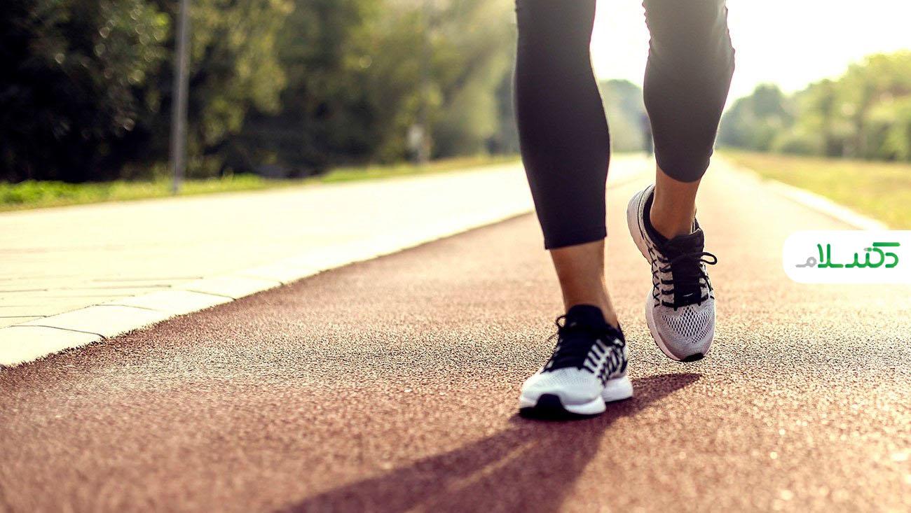 برنامه گام شمار نصب کنید تا هر روز بیشتر راه بروید!