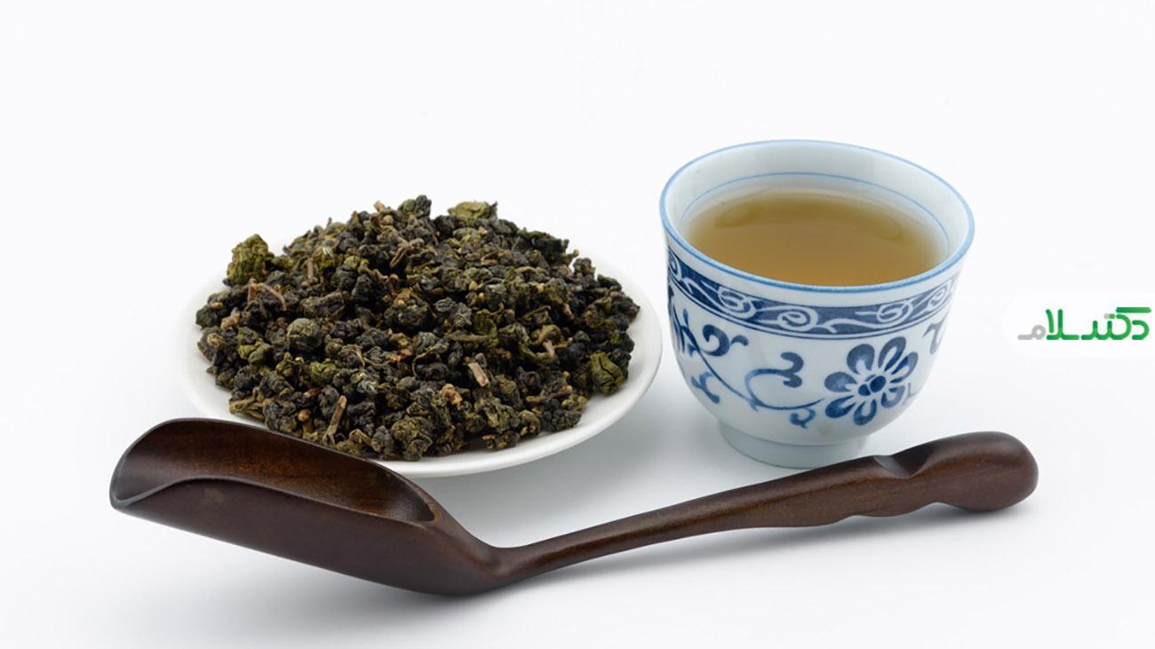 چای اولونگ یکچربیسوزی خوب