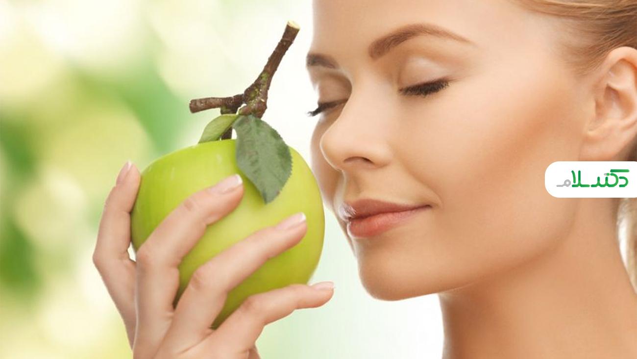 بو کردن برخی رایحه ها به کاهش وزن کمک می کند