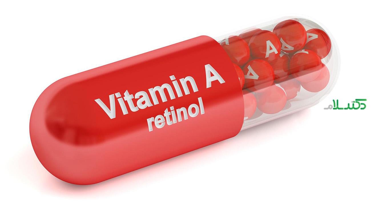 برای لاغر شدن در زمستان ویتامین A مصرف کنید