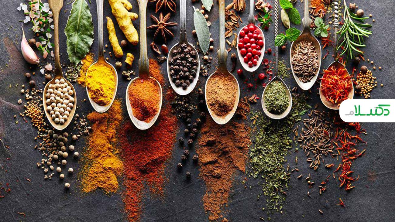 گیاهان و ادویه هایی که با التهاب مقابله می کنند