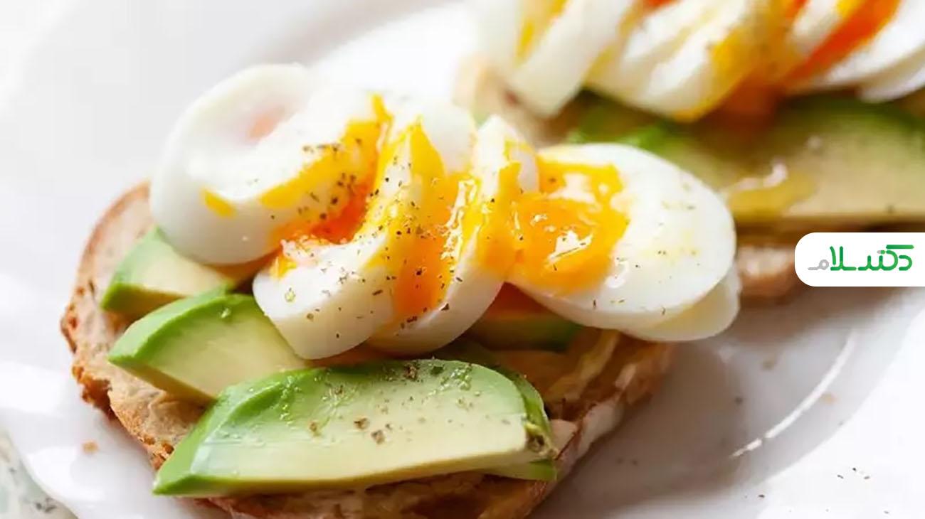 آیا رژیم غذایی تخم مرغ برای کاهش وزن مناسب است؟