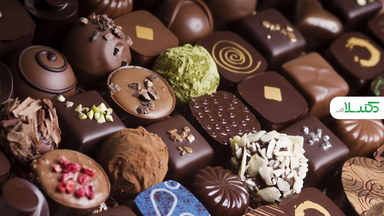 چرا باید شکلات بخوریم؟ / رابطه شکلات و سکته مغزی