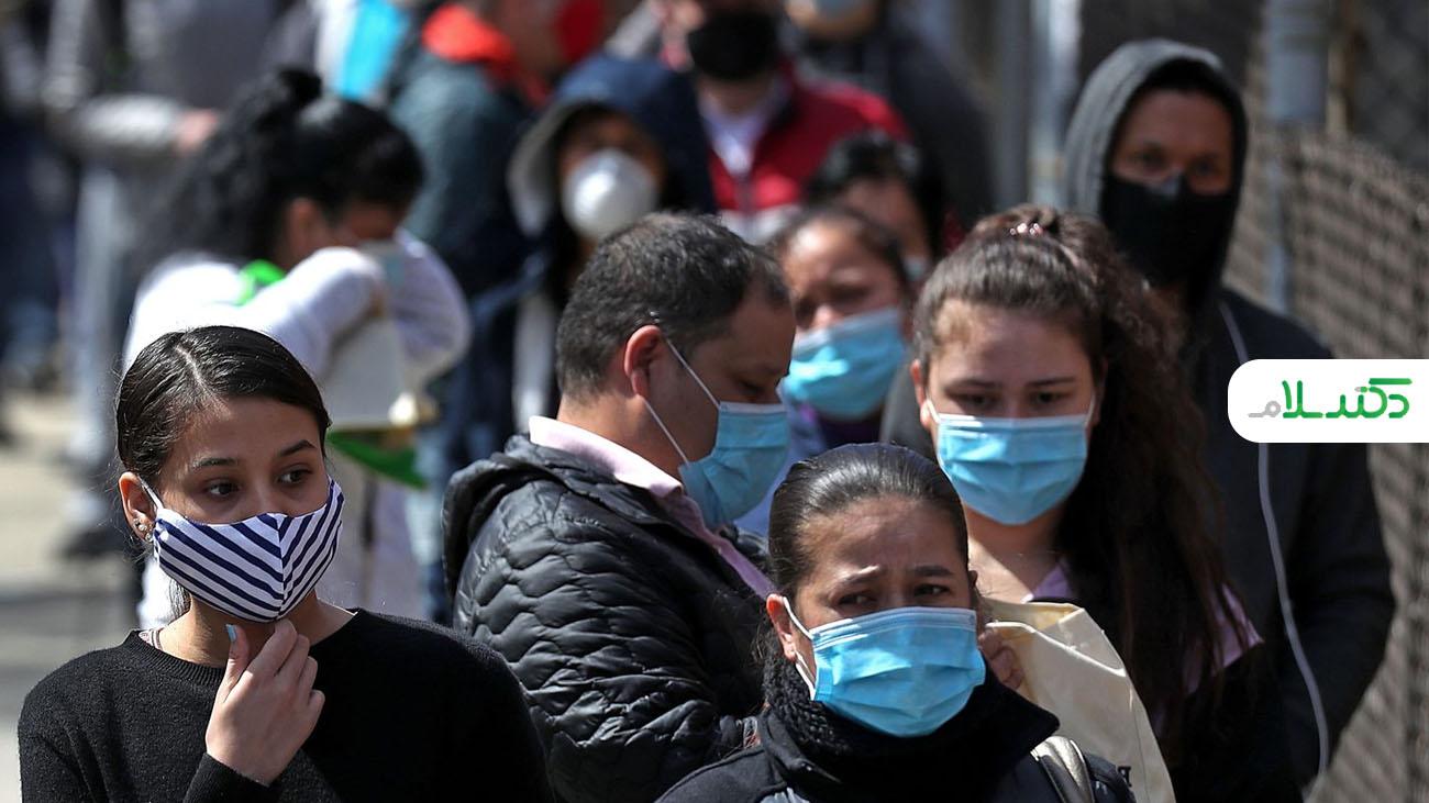 تب  را در افراد مسن آلوده به کرونا نادیده نگیرید