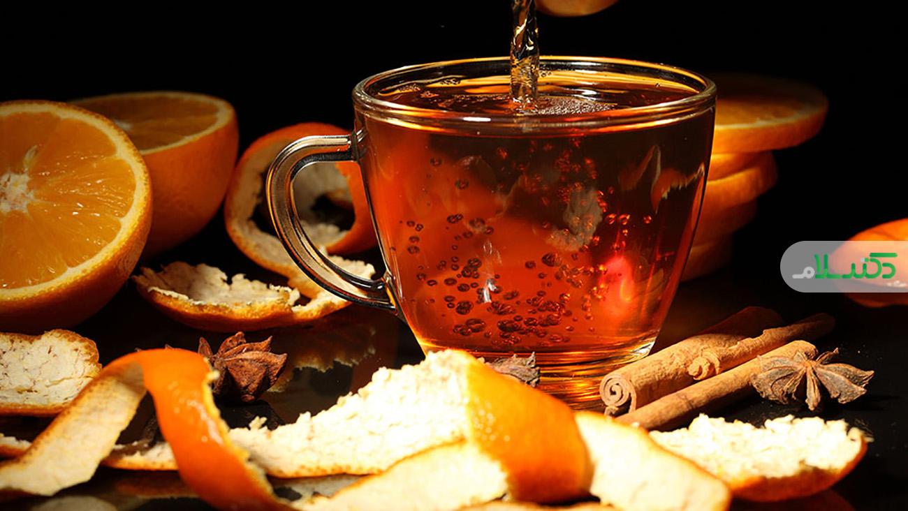 چایپوستپرتقال و تاثیر آن بر سیستم ایمنیبدن
