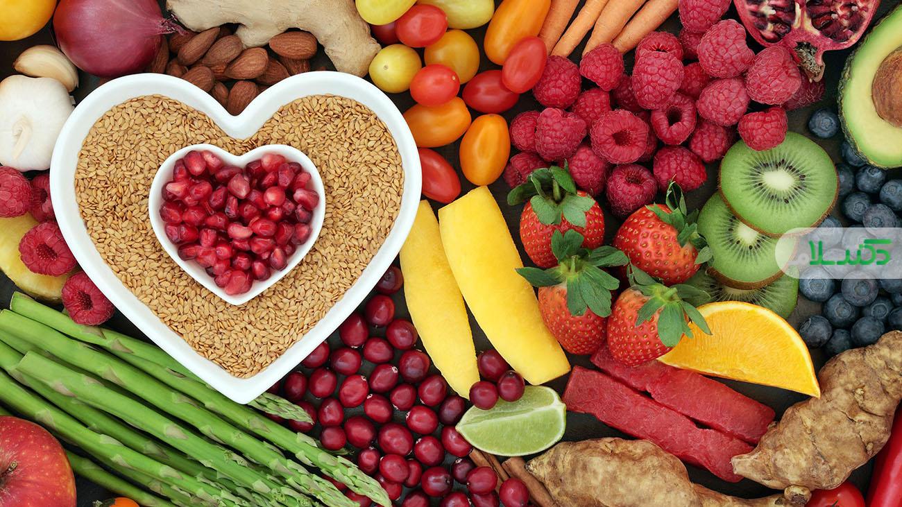 تغذیهای مناسب برایسلامتقلب