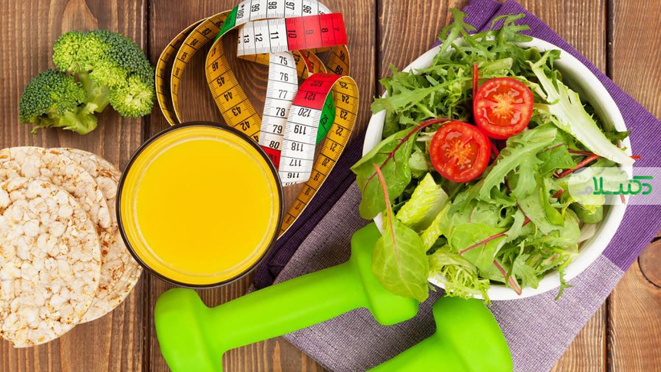 کاهش وزن یا کاهش چربی ؟ / تفاوت در چیست؟