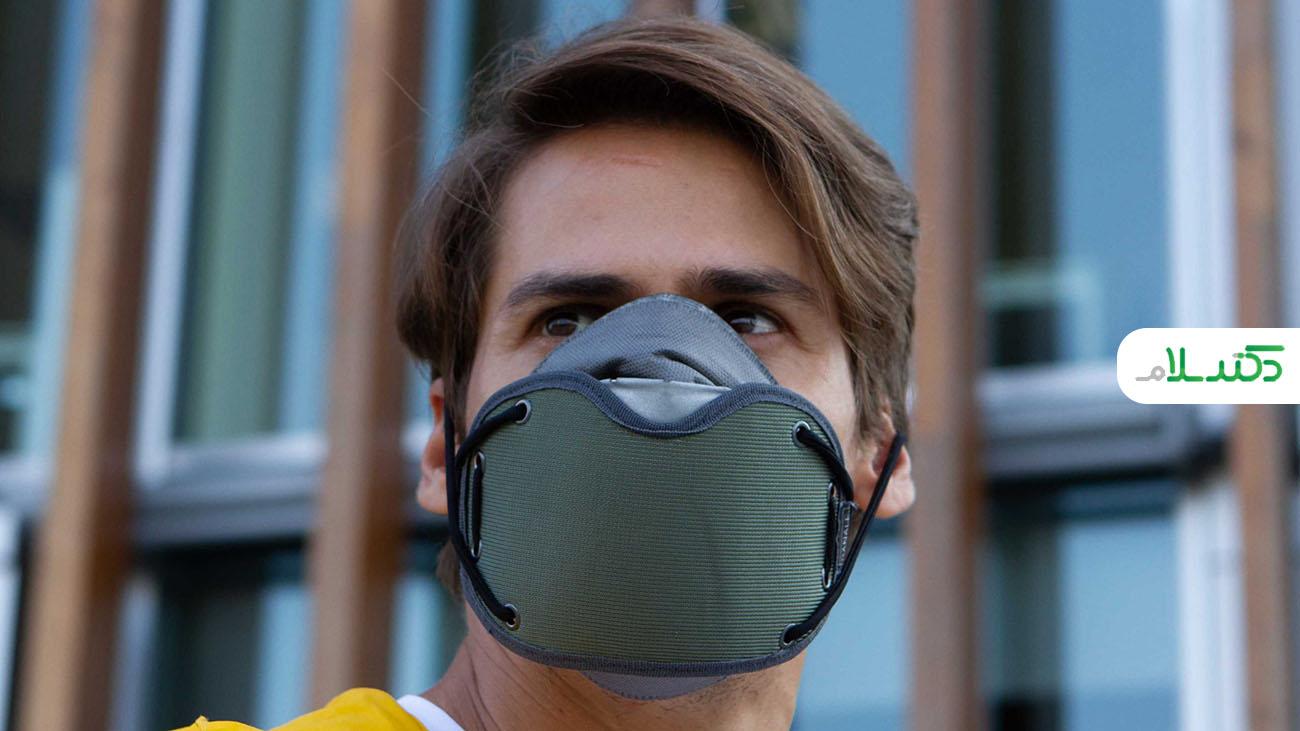 آیا استفاده از 2 ماسک برای محافظت ازکرونامفید است؟