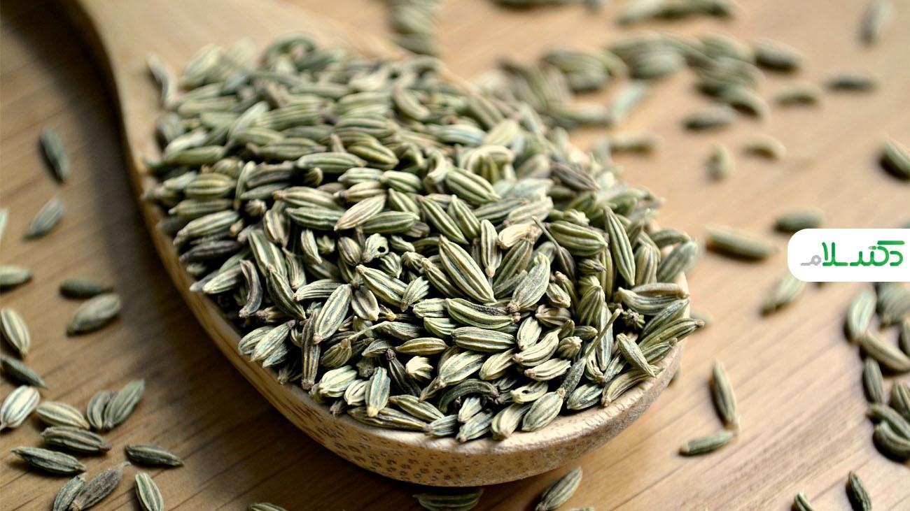 خواص و عوارض دانه رازیانه برای سلامت زنان و مردان
