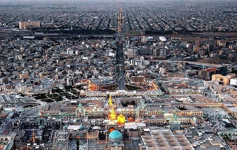 معرفی هتل های مشهد با قیمت مناسب