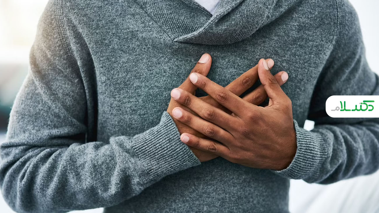 کدام گروه خونی بیشتر سکته قلبی می کنند؟
