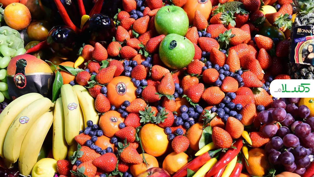 با خوردن میوه و سبزیجات خطر مرگ را کاهش دهید