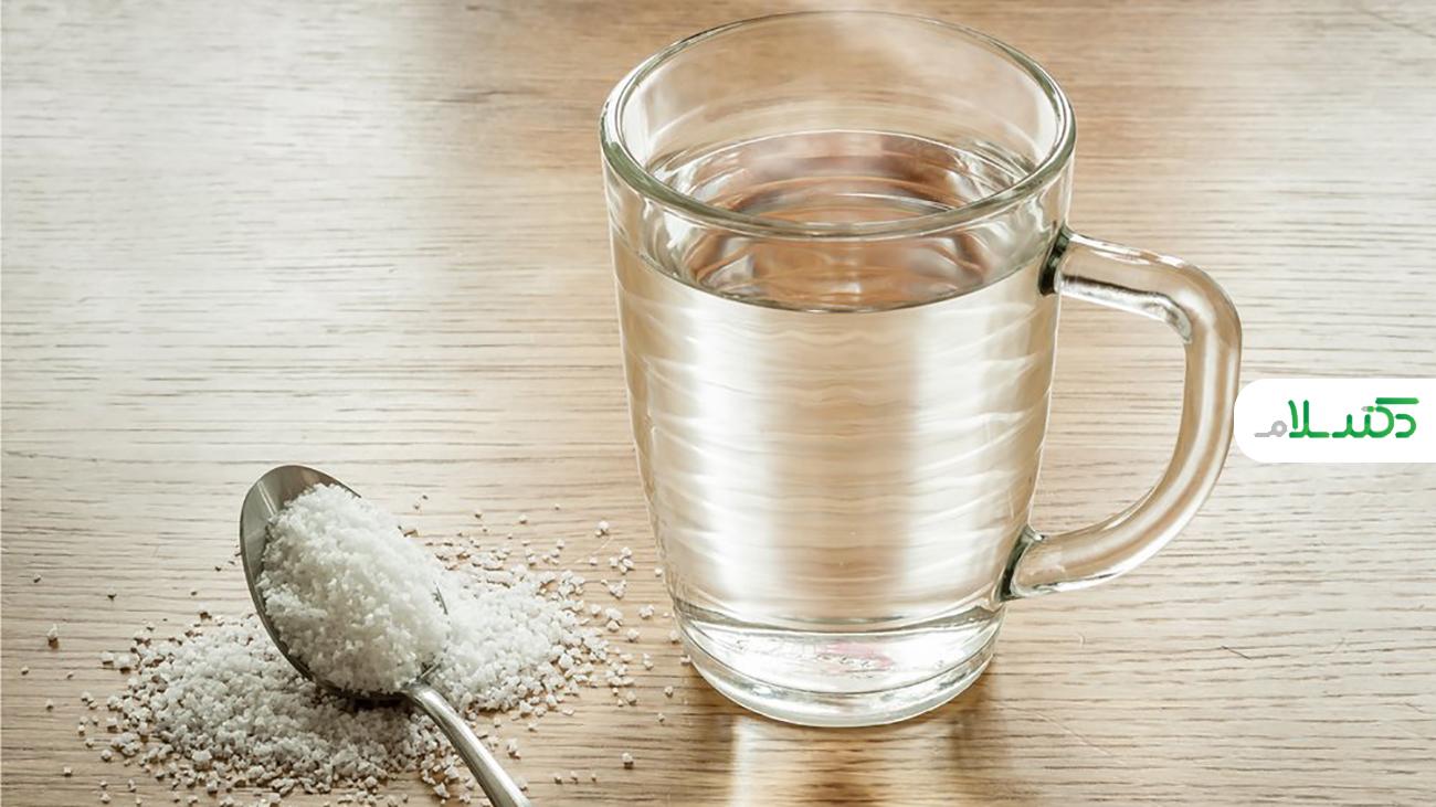 درمان خانگی برای التهاب لثه