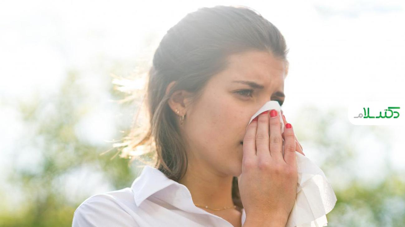 داروهای خانگی برای درمان آلرژی