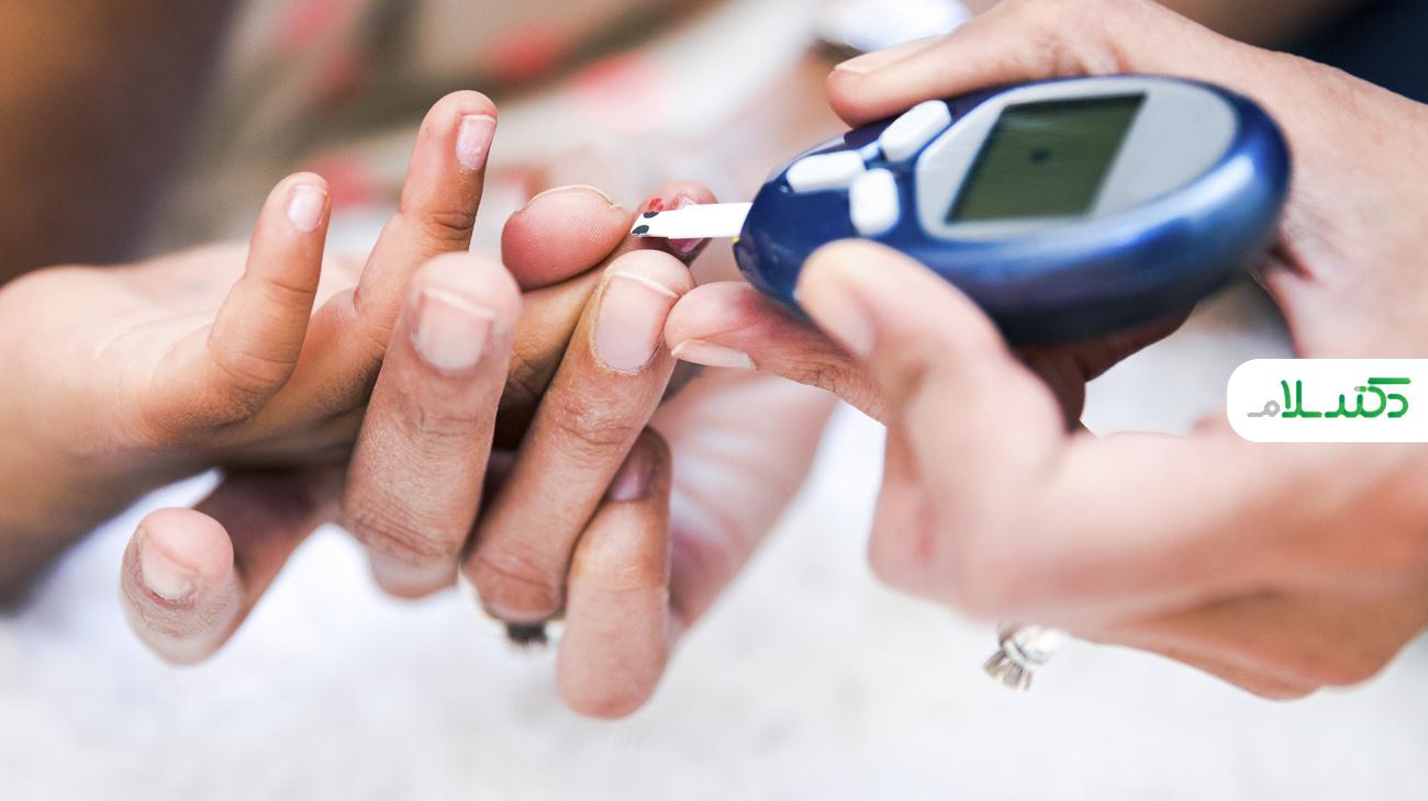 کاهش وزن به کنترل دیابت نوع 2 کمک می کند