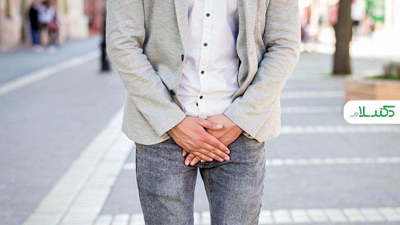 علائم عفونت دستگاه ادراری در مردان چیست؟