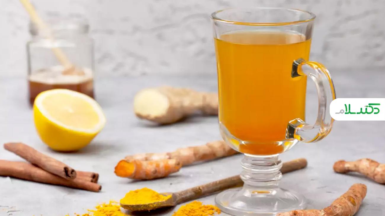 3 نوشیدنی برای تقویت سیستم ایمنی بدن + طرز تهیه