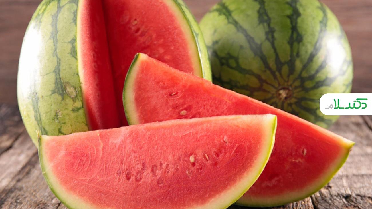 خواص بیشمار هندوانه برای سلامتی/ از بهبود فشار خون تا پیشگیری از سرطان