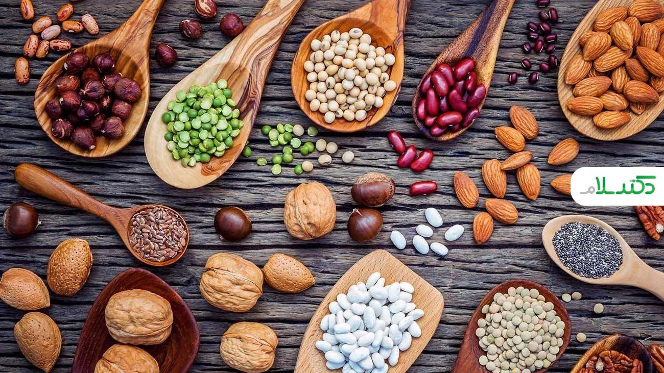 ویتامین ها و مواد معدنی مفید برای افزایش متابولیسم و تقویت لاغری