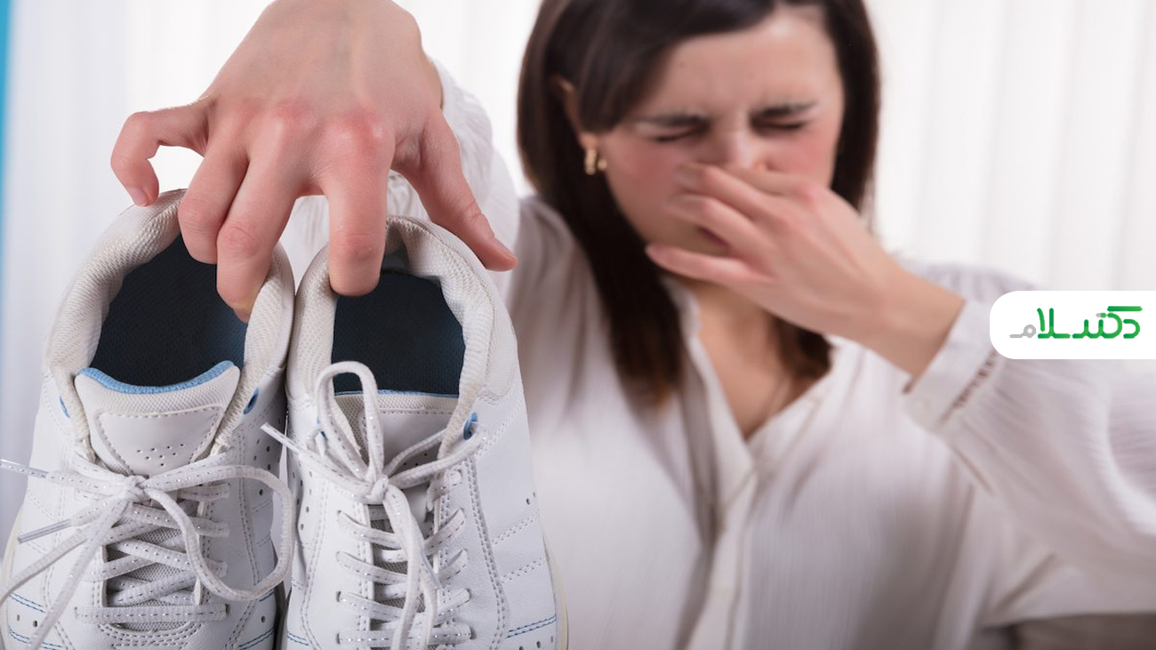 چند درمان ساده خانگی برای از بین بردن بوی بد پا