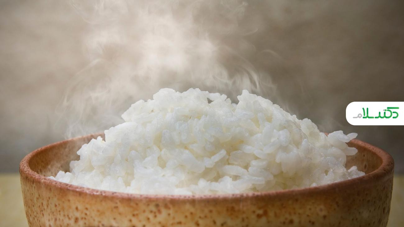 چرا برنج را قبل از پخت باید خیس کرد؟