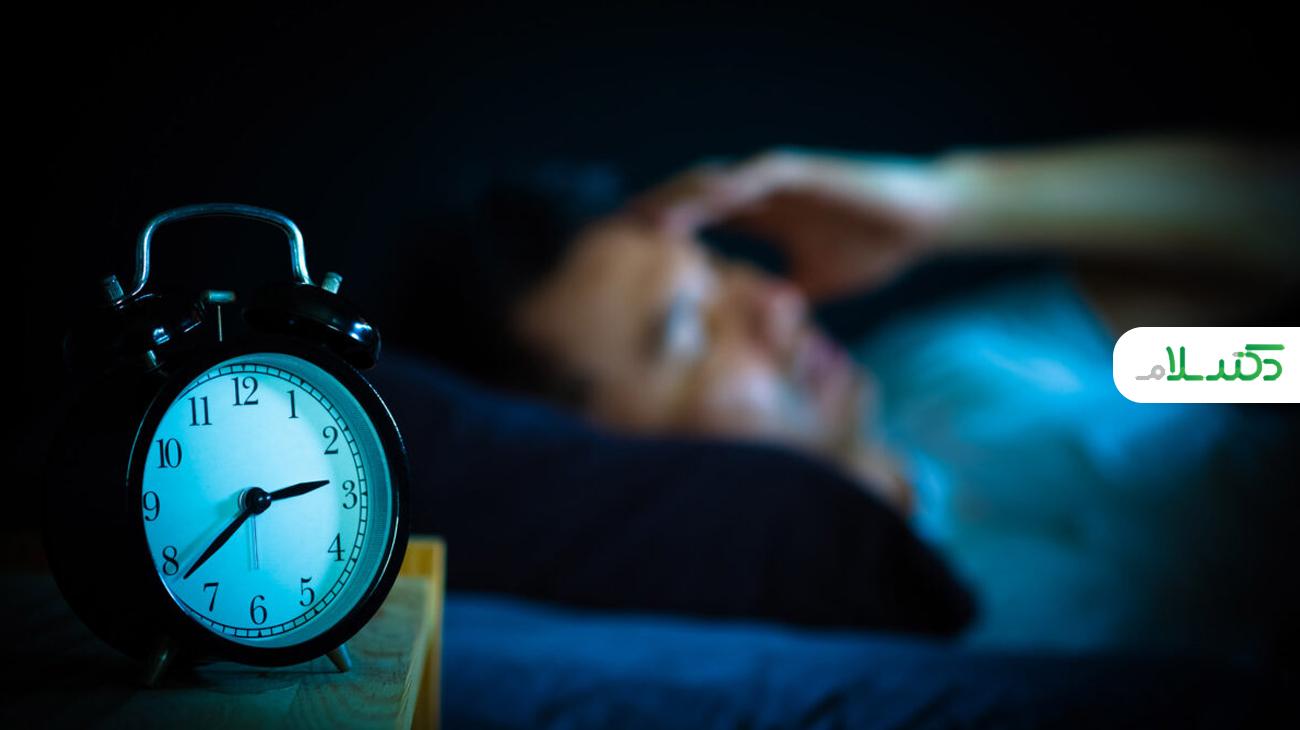 آیا کرونا باعث بی خوابی می شود؟