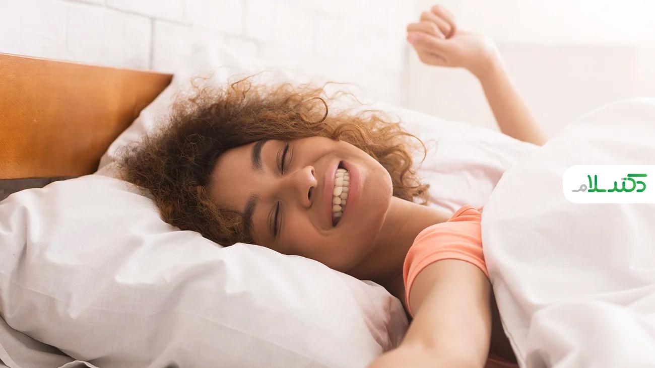 لیست مواد غذایی که به روند خواب کمک می کنند