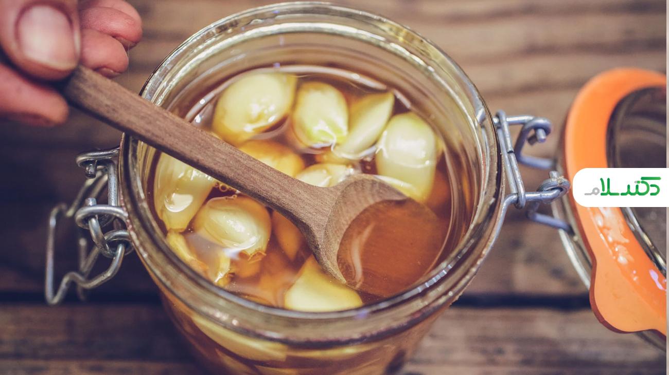 آیا ترکیب سیر و عسل به کاهش وزن کمک می کند؟