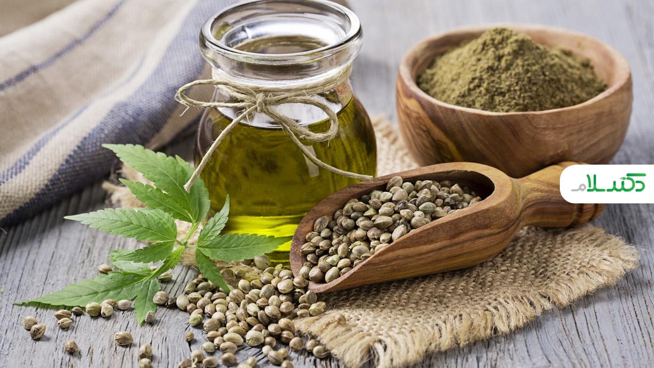 خواص شاه دانه و روغن آن برای سلامتی / روش های مصرف