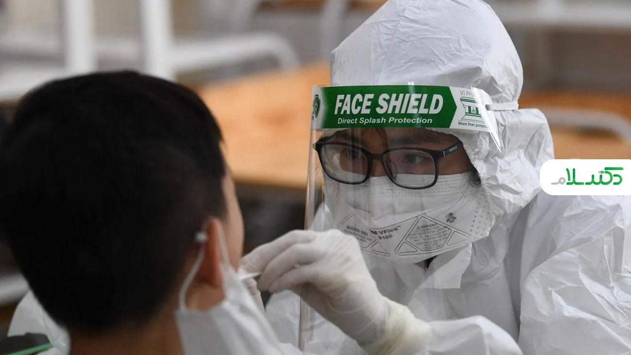نوع جدید ویروس کرونا در ویتنام