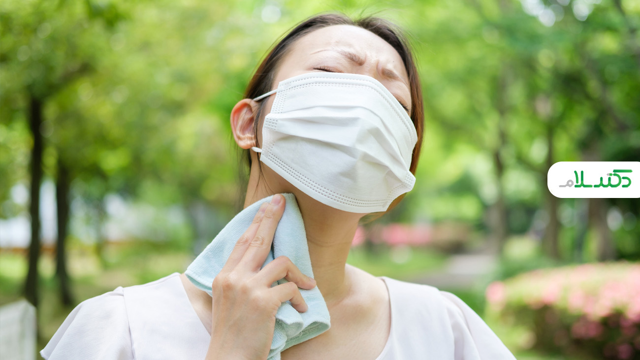 آیا عرق کردن در تابستان منجر به کاهش چربی می شود؟