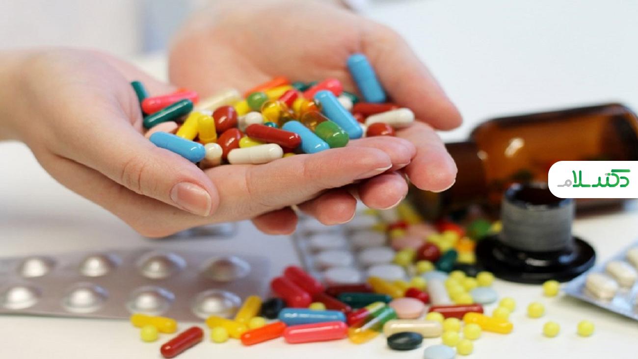 قرص پنتوپرازول برای چیست؟ / دوز مناسب و عوارض مصرف بیش از حد آن