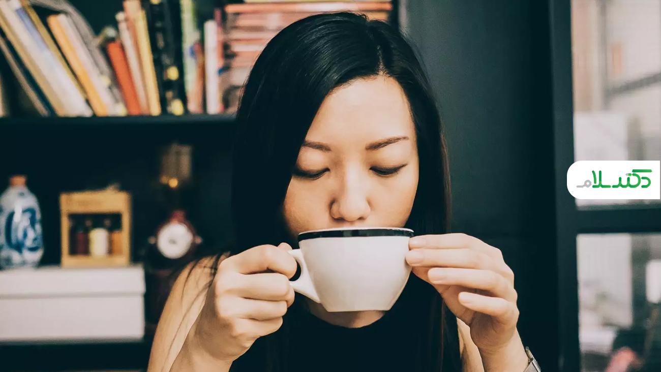 هرگز نباید با معده خالی چای یا قهوه نوشید